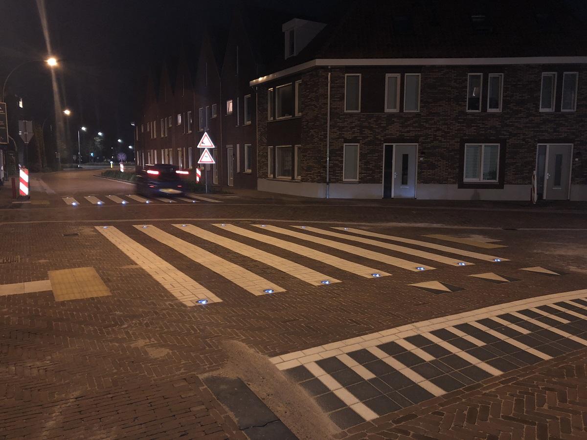 Actieve markering LED