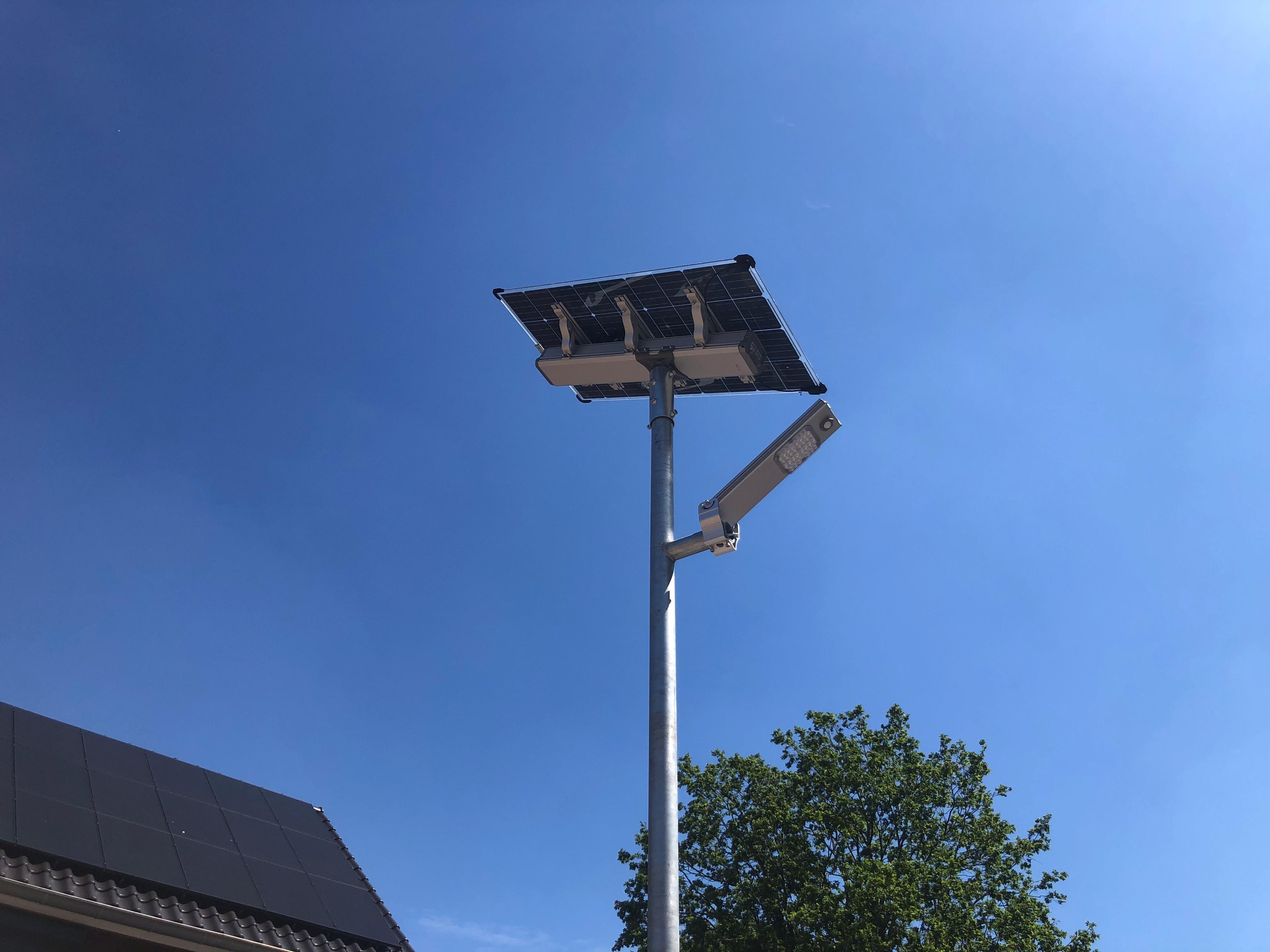 Solar Mast-3-4-6-8 m
