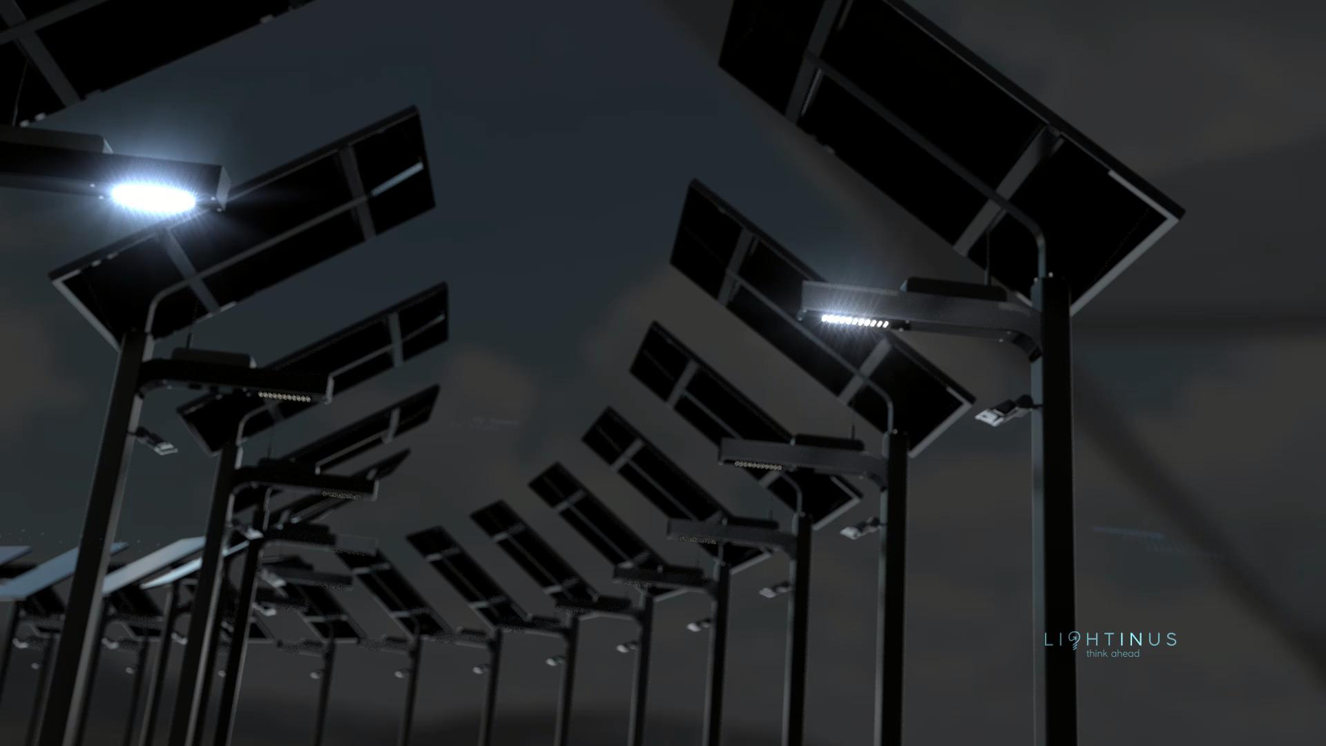 solar lichtmasten