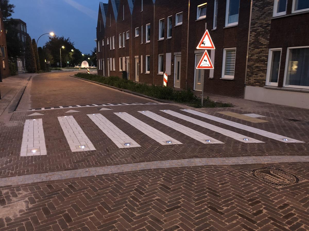 Zebra LED markering