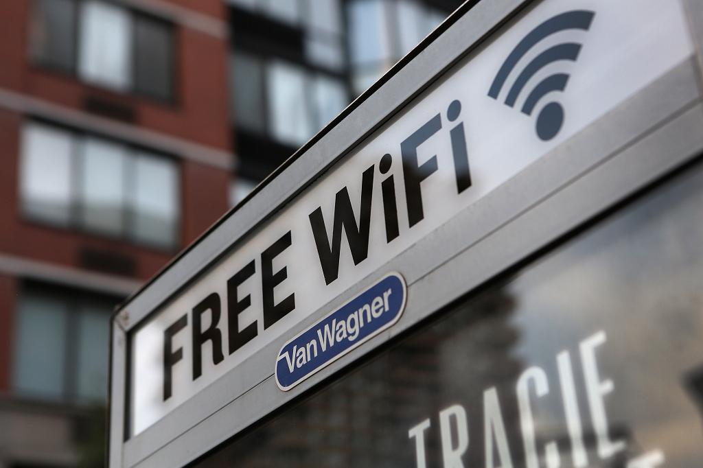 Wifi Openbare Ruimte