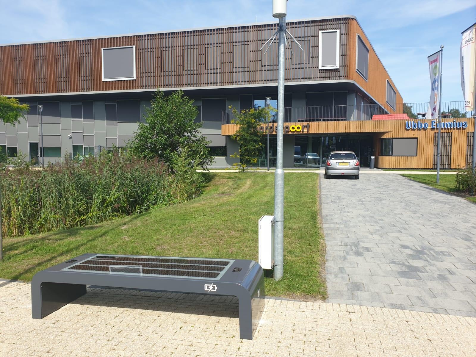 solar zitbank