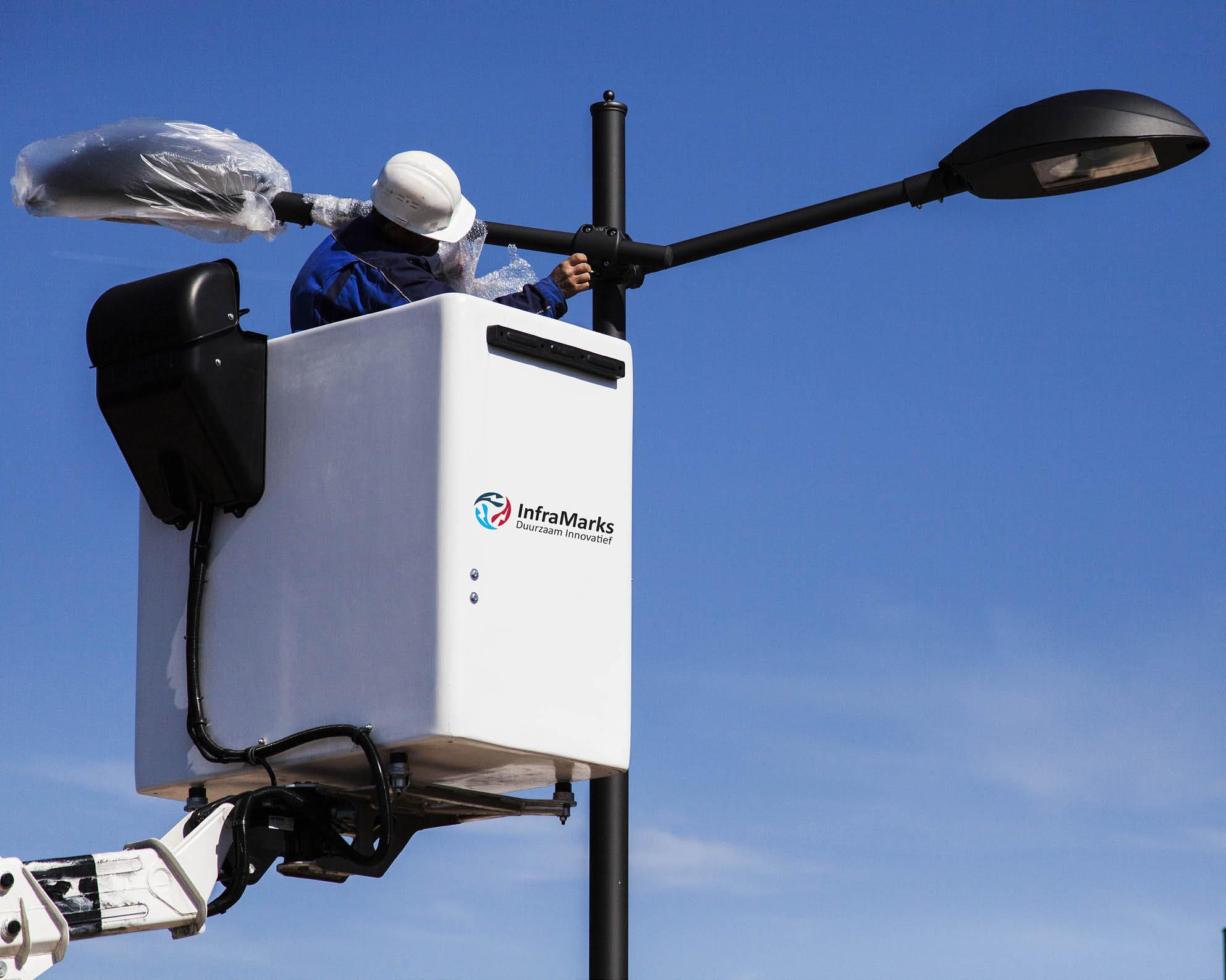 beheer en onderhoud openbare verlichting